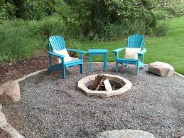 Backyard Patios With Fire Pits by Image Result For Mulch Patio Fix Our Yard Pinterest Crushed