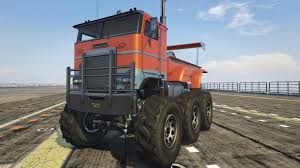 rally truck hauler rally truck add on replace gta5 mods com