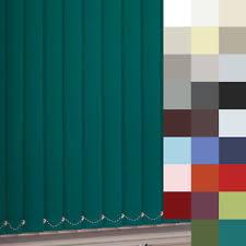 Replacement Vertical Blind Slats Fabric Vertical Blind Slats Ebay