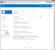 sharepoint search won u0027t find your home page elevatepoint