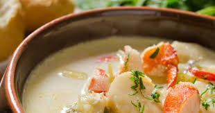 cuisiner homard congelé recette homard à la nage