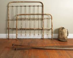 Steel Bed Frame For Sale Cast Iron Three Quarter Size Bed Frame Furniture Pinterest