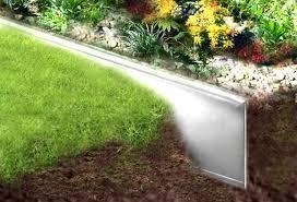 impressive garden edging material ideas with garden edging awesome