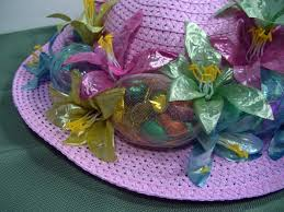 Easy Easter Bonnet Decorations by Wear It Archives Diy Crafty Projects