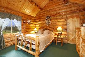 Log Cabin Bedroom Furniture by Home Design Log Cabin Interior Enchanting In Inside 79 Wonderful