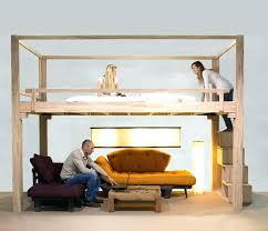 gain de place chambre lit 2 places gain de place excellent lit mezzanine places ides