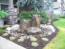 Rock Garden With Water Feature Rock Garden Features Ghanadverts Club