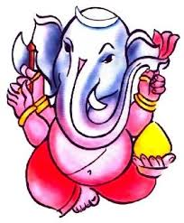 trunk clipart ganesh pencil and in color trunk clipart ganesh