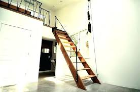 Attic Stairs Design Best Pull Attic Steps Ladders Design Awesome Folding Ladder