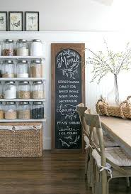 kitchen chalkboard ideas home chalkboards enchantinglyemily