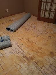 Pre Padded Laminate Flooring Diy Refinished Hardwood Floors Long Album On Imgur
