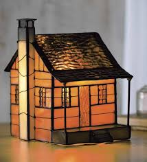 the beautiful of mini accent lamps for lighten up your house