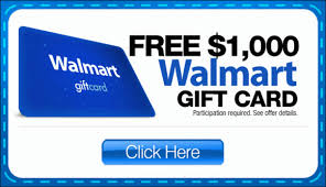 1000 gift card got my walmart 1000 gift card for free get yours now