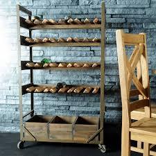 antler wine rack contemporary wine racks