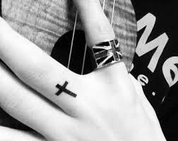 minimal tattoo etsy