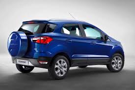 facelifted ford ecosport coming next year could get 4wd option