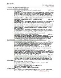 Library Assistant Job Description Resume by Resume Example Best Librarian Resume Sample Librarian Resume