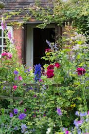 English Cottage Gardens Photos - an english cottage garden worcestershire english country