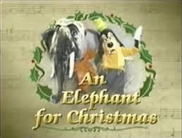 image i u0027d like to have an elephant for christmas png disney
