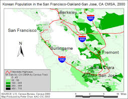 san jose ethnicity map social and economic indicators by race and asian ethnic groups and