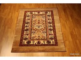 Persian Rugs Nyc by Elegant New Persian Tribal Rug Serab Design Made Out Of Hand Spun
