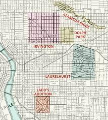 Map Of Portland Oregon Neighborhoods by Best Old House Neighborhoods In Portland Oregon Old House