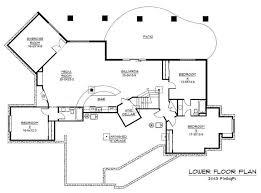 5 Bedroom Floor Plans With Basement 18 Best Home Floor Plans With Basement Images On Pinterest