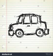 cartoon car cartoon car doodle style stock illustration 181428089 shutterstock