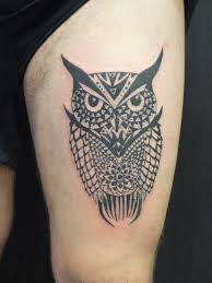 modern tribal u2013 simon wilson tattoo