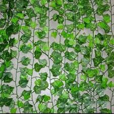 ivy home decor 2 5m artificial ivy leaf garland plants vine fake foliage flowers