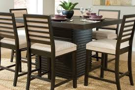 36 miles counter height dining table by homelegance