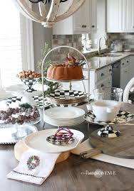 tips for organizing and styling a buffet table remington avenue