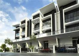 3 storey house puchong 3 storey terrace house houses property in puchong
