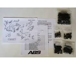 abs fairings suzuki gsxr 600 750 fairing fasteners motorcycle