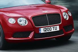 red chrome bentley new bentley continental v8 range revealed will debut at the