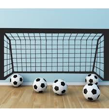 28 wall stickers football football wall stickers kids wall stickers football wallstickers folies football goal wall stickers
