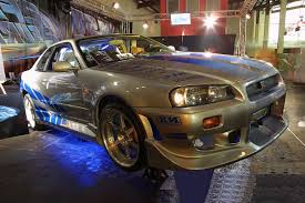 nissan skyline fast and furious 6 2013 nissan skyline auto car