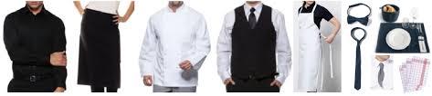 vetement cuisine vêtement travail professionnel shirt personnalisé idf