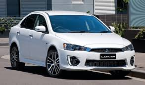 silver mitsubishi lancer fresh new looks and increased value for 2016 lancer