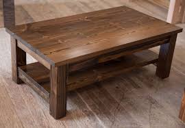 cheap used coffee tables top 20 of rustic wooden coffee tables