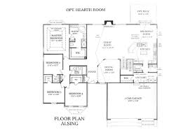 whalen custom homes alsing 3 bedroom st louis ranch floor plan