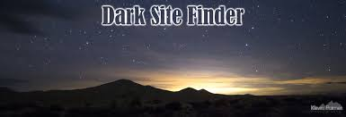 Light Polution Map Map U2013 Dark Site Finder