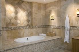 Tile Bathroom Walls by Fabulous Bathroom Glass Tile Wall Contemporary Bathroomjpg Full