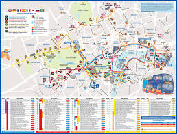 Walking Map Of New York City by London Hop On Hop Off Bus 24 Hour With Free Walking And River Boat