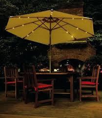 Led Patio Umbrella by Patio Solar Umbrella U2013 Smashingplates Us