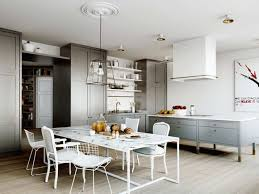 Kitchen Cabinets Decor by Living Room Eat In Kitchen Ideas For Small Kitchens Round Chromed