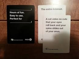 words against humanity cards 21 hilarious awkward and rounds of cards against humanity