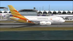 Garuda Indonesia Garuda Indonesia Airlines Airbus A380 800 Take From
