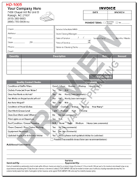 cleaning report template kitchen exhaust cleaning service reports invoices service