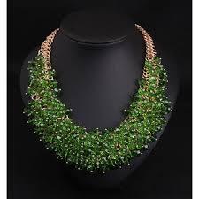 choker collar necklace vintage images Hong kong sar vintage crystal queen choker collar bib necklace jpg